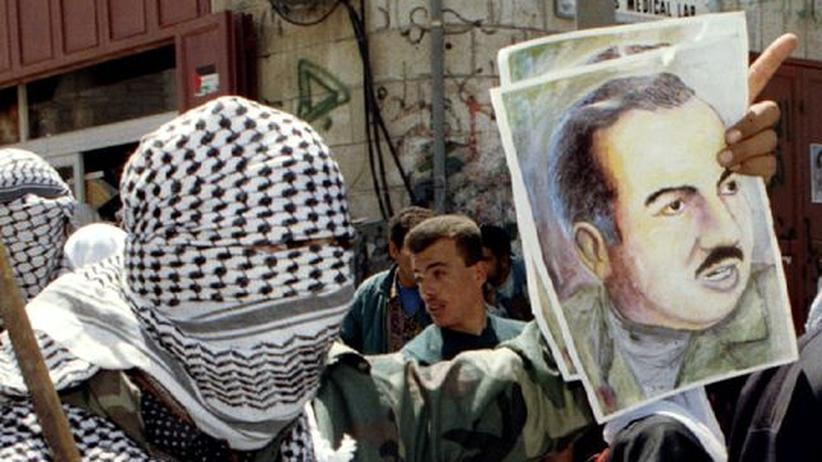 Palästinenser-Konflikt: Israel gesteht Tötung von Arafats Stellvertreter ein