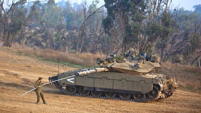 Naher Osten: Hamas verkündet Waffenruhe mit Israel