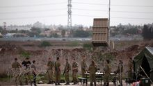"Israels Abwehrsystem ""Iron Dome"""