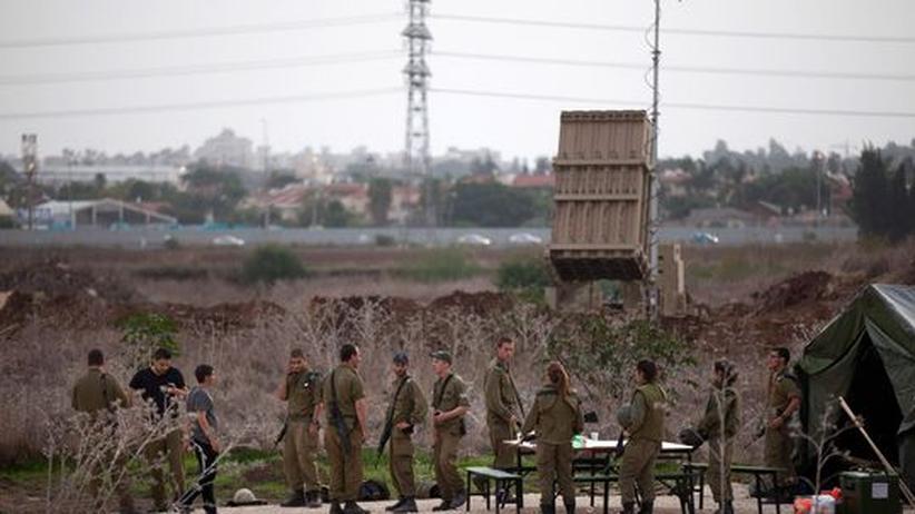 Nahostkonflikt: Israel kündigt Ausweitung der Gaza-Offensive an