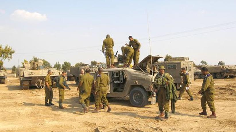 Israel: Israel lässt 30.000 Reservisten einberufen