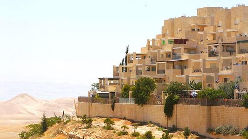 Naher Osten: Israel baut 3.000 neue Wohnungen in besetzten Gebieten