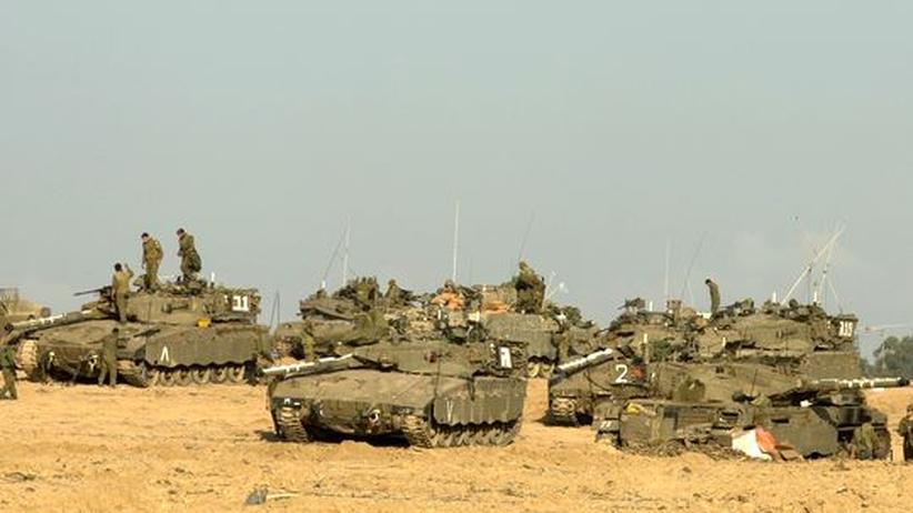 Gaza-Krieg: Israel hat sich an den Gazakrieg gewöhnt