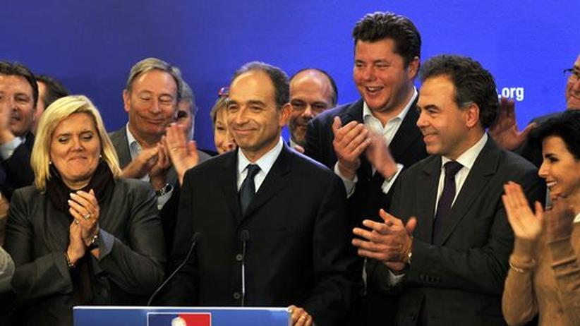 Frankreich: Copé gewinnt erbitterten Kampf um Sarkozy-Nachfolge