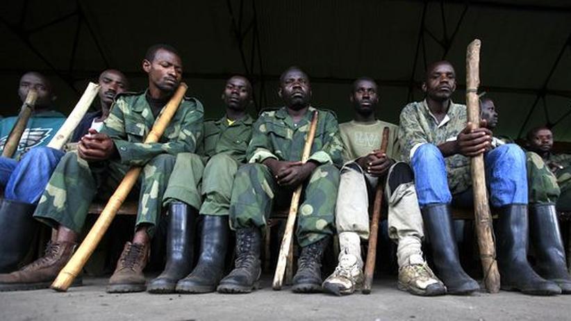 Ostkongo: UN-Sicherheitsrat verhängt Sanktionen gegen M23-Rebellenführer