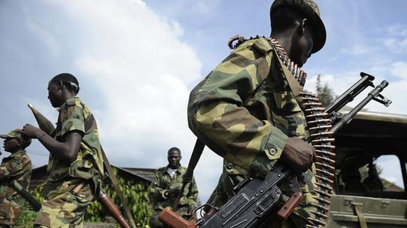Bürgerkrieg: UN erwägen Einsatz von Drohnen über Ostkongo