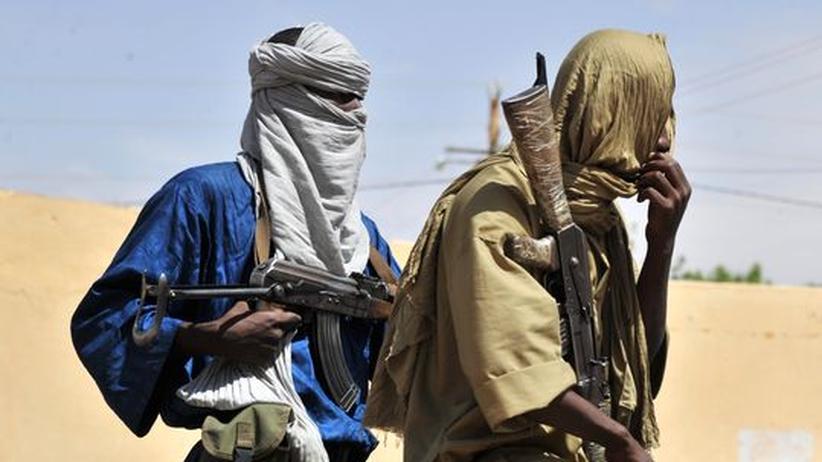 Krise in Westafrika: Mali steht vor dem Zerfall