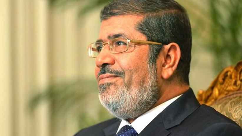 Ägypten: Ägyptens Präsident baut seine Macht aus