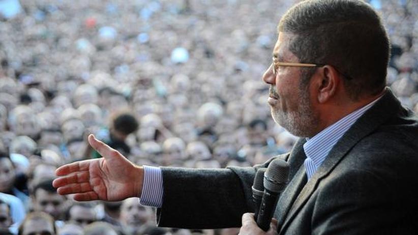 Ägypten: USA beunruhigt über Mursis Machtzuwachs