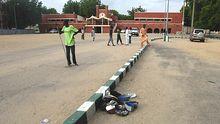 Maiduguri nach einem Bombenattentat in einer Moschee (Archiv)