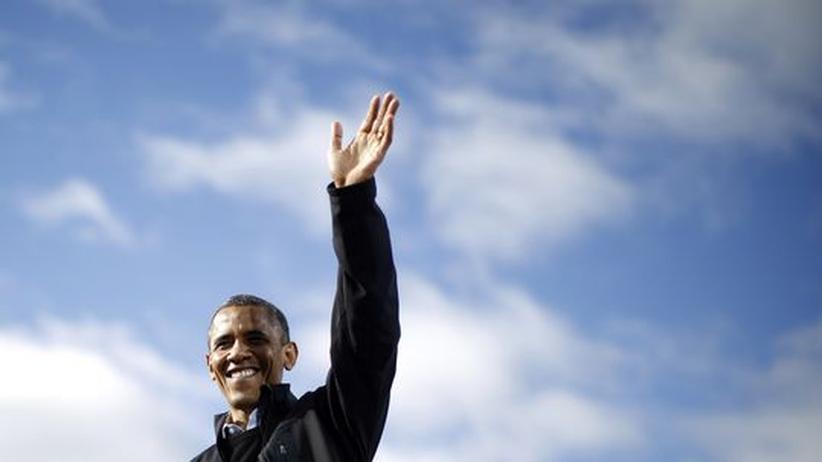 US-Wahl: US-Präsident Barack Obama