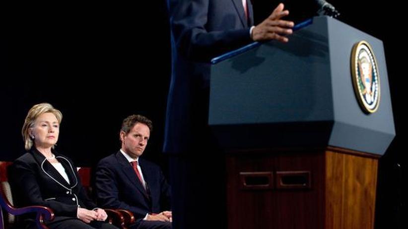 US-Regierung: Obama sucht neue Mitstreiter