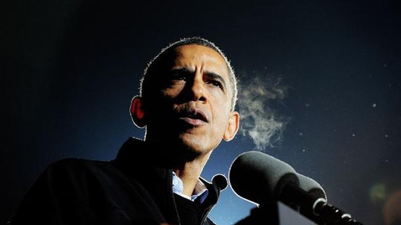 US-Präsidentenwahl: Es beginnt mit einem Patt