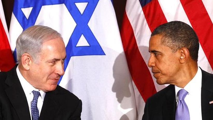 Barack Obama: Nicht Netanjahus erste Wahl