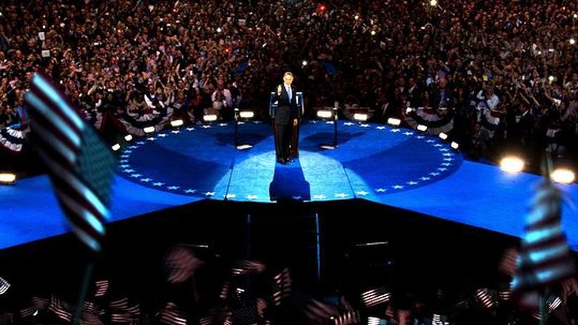 """Zitate zur US-Wahl: """"Herzliche Glückwünsche an meinen Freund Barack Obama"""""""