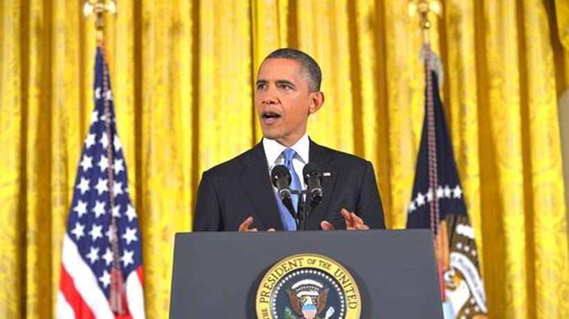Petraeus-Affäre: Obama bestreitet Gefahr für die nationale Sicherheit