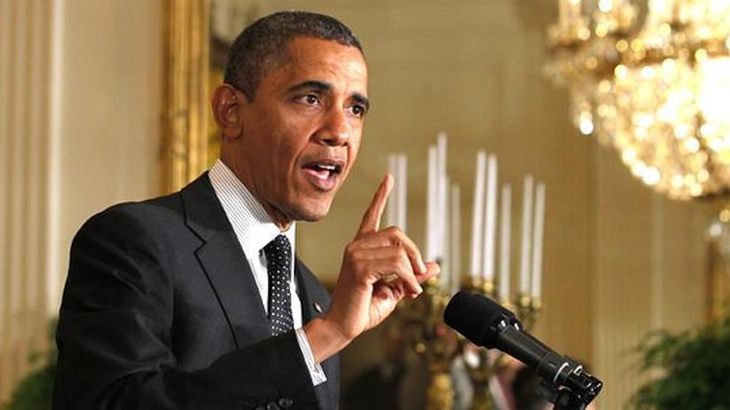 USA: Obama setzt den Ton für seine neue Amtszeit