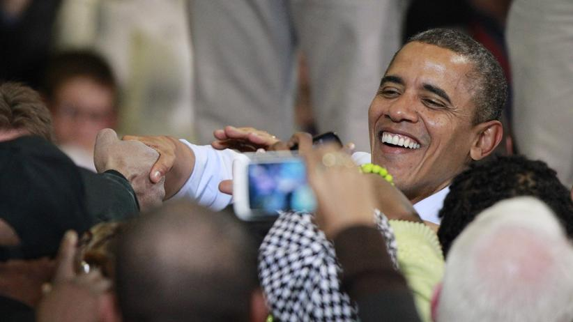 US-Wahl: Obama liegt in Umfragen knapp vorn