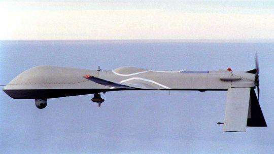 US-Drohne vom Typ Predator (Archivbild)