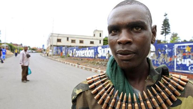 Ostkongo: Die Rebellen kamen nicht bis Bukavu