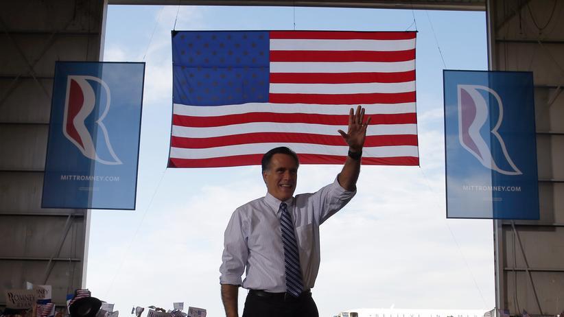 Swing States: Romney und Obama buhlen um letzte Wechselwähler