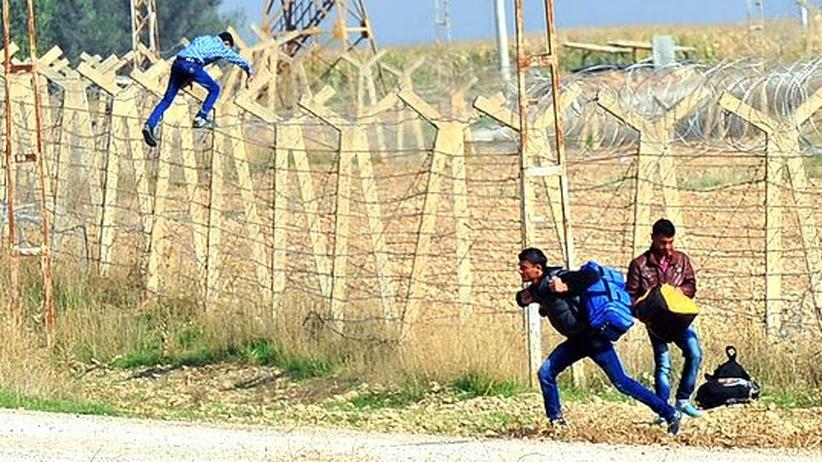 Bürgerkrieg: UN beklagen Granatenfeuer auf syrische Flüchtlinge