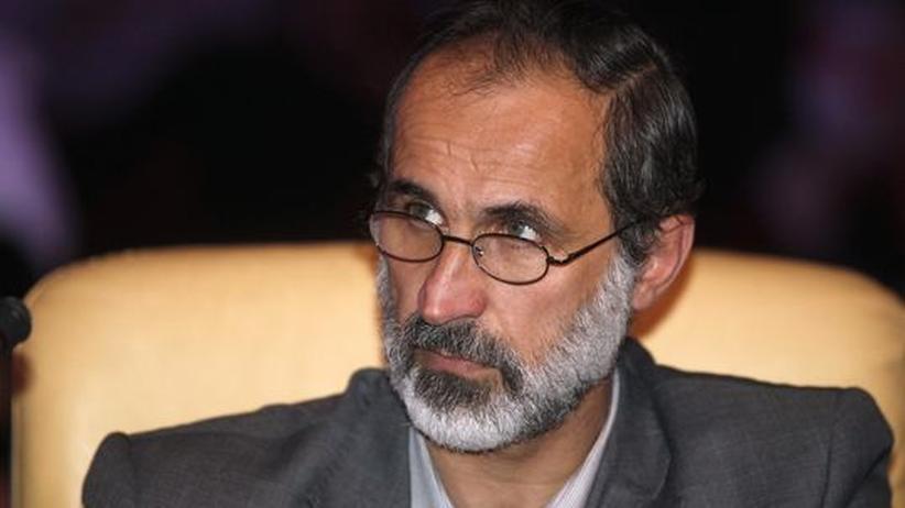 Bürgerkrieg: Islamischer Geistlicher führt Syriens Opposition