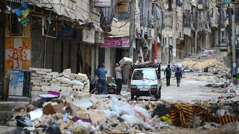 Bürgerkrieg: UN verdächtigen syrische Opposition der Kriegsverbrechen