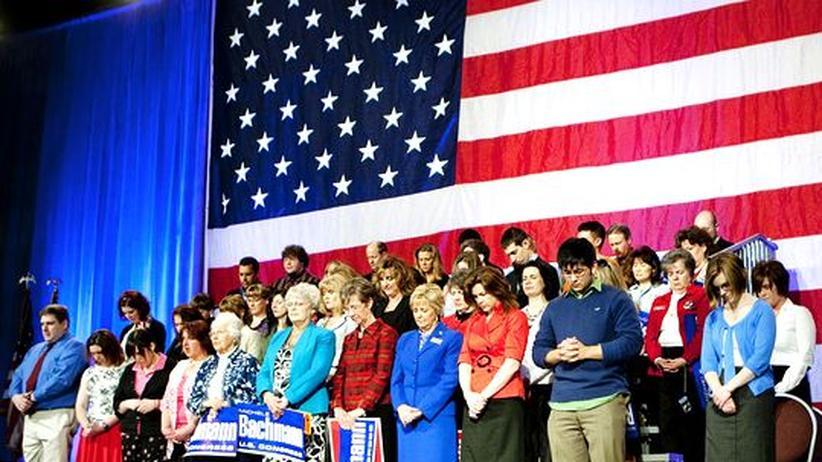 Nach der US-Wahl: Das war's mit der Tea Party