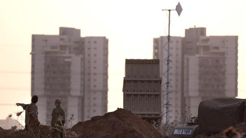 Gaza-Konflikt: Hamas beschießt erneut Tel Aviv