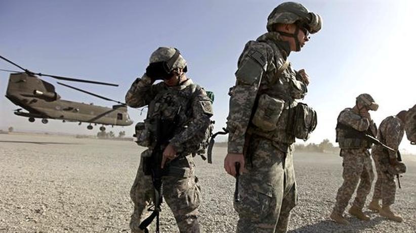 Afghanistan: US-Regierung legt sich auf Truppenstärke fest