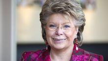 Viviane Reding, Vizepräsidentin der Europäischen Kommission und Justizkommissarin