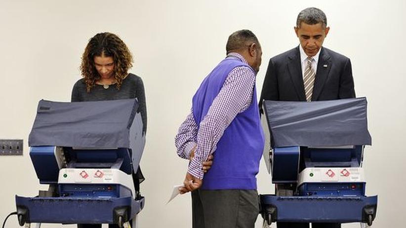 Präsidentenwahl: Eine Wahl, wie geschaffen für Anwälte