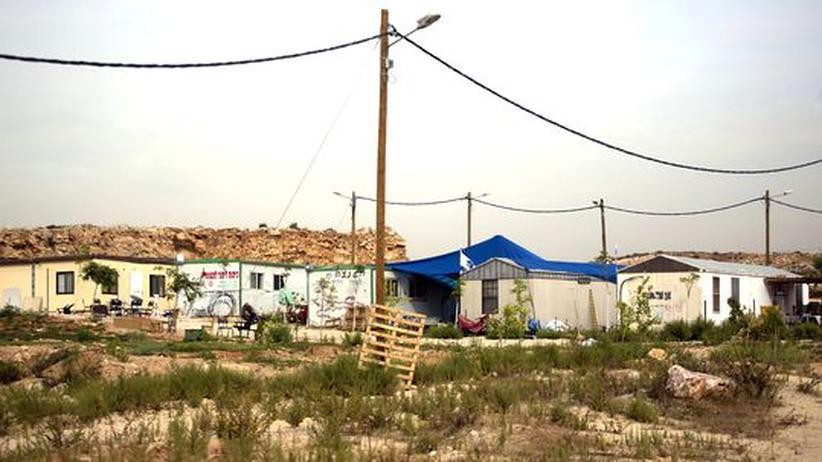 Palästinensergebiet: Israel baut 1.285 neue Siedlungseinheiten