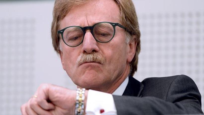 Yves Mersch: Spanien stoppt Luxemburger EZB-Direktoriumskandidaten