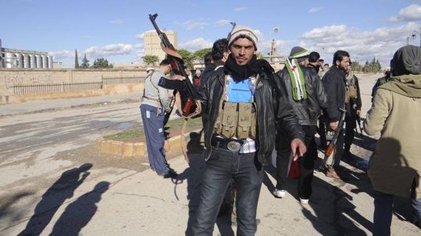 Syrienkrieg: Deutschland sollte die syrische Opposition anerkennen
