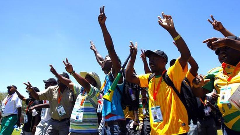 Südafrika: Der ANC verpasst den Neuanfang