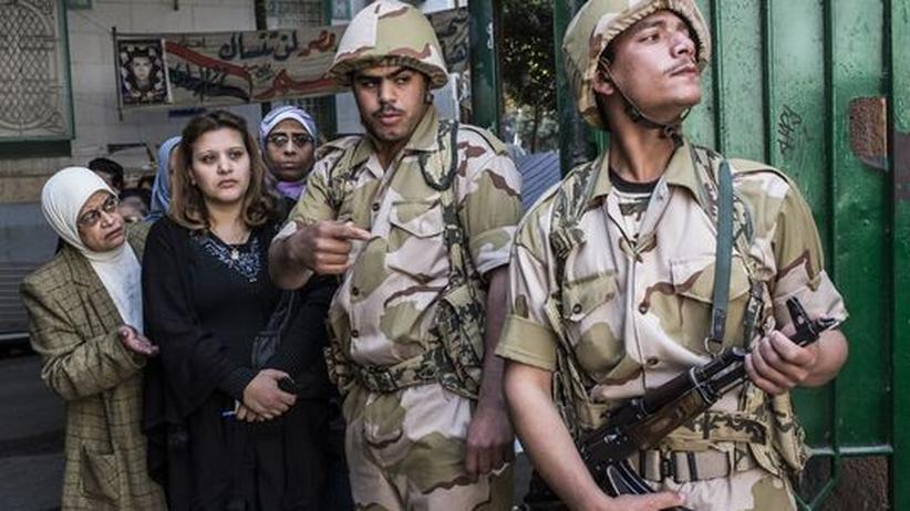Ägypten: Islamisten in Kairo greifen Parteizentrale an