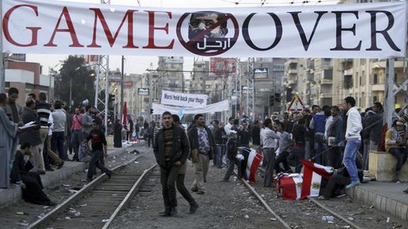 Ägypten: Opposition berät über Mursis Verzicht auf Sondervollmachten