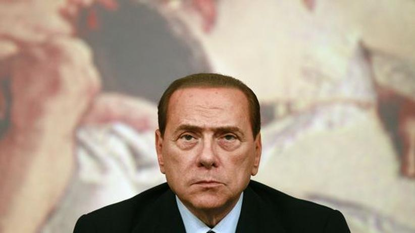 Italien: Der verzweifelte Paukenschlag des Silvio Berlusconi