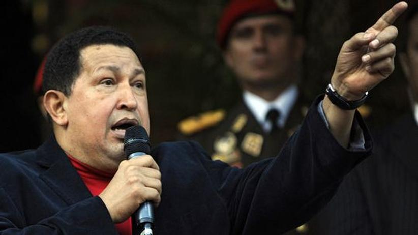 Venezuela: Hugo Chávez hat wieder Krebs