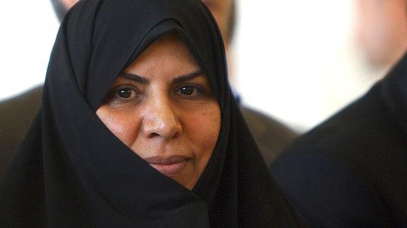 Iran: Ahmadinedschad entlässt einzige Frau im Kabinett