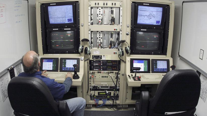 Drohnenpiloten: Die Qualen der Schreibtischtöter