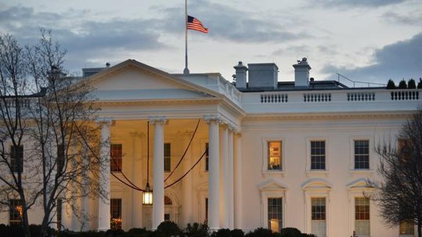 Haushaltsstreit: Keine Einigung beim Spitzentreffen im Weißen Haus