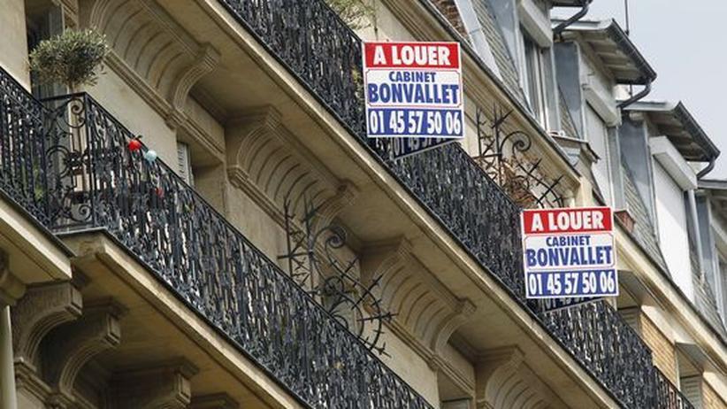 Wirtschaftskrise: Frankreich fürchtet die Immobilienblase