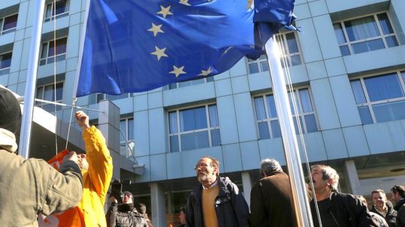 Gipfel in Brüssel: Griechenland erledigt, nun ist die EU dran