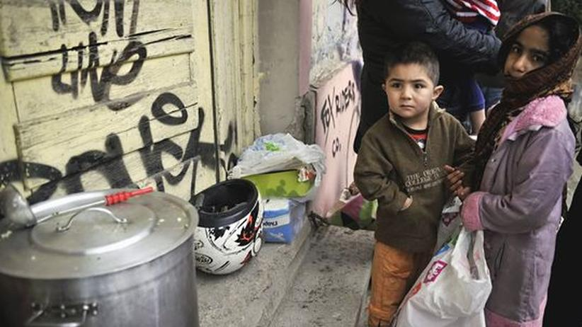 Menschenrechte: Amnesty prangert Griechenlands Umgang mit Flüchtlingen an