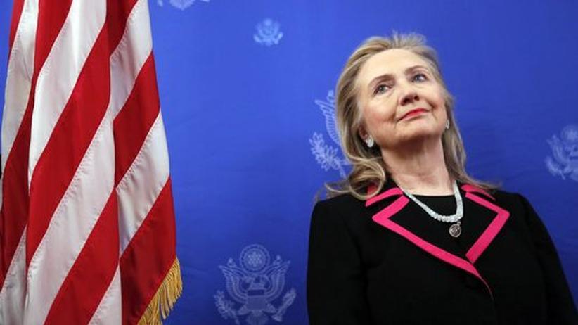 USA: Hillary Clinton wegen Blutgerinnsel im Krankenhaus