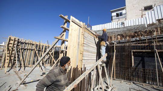 Israel: Siedlungspläne (wie hier in Ramat Shlomo) ernten heftige Kritik