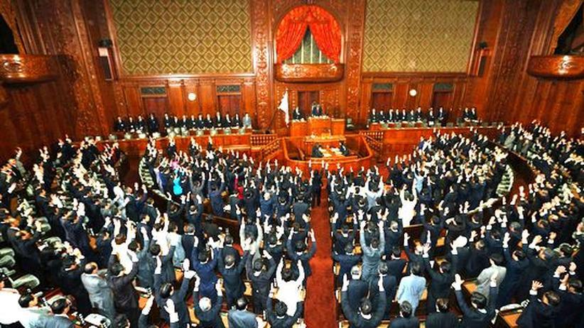 Parlamentswahl: Japan wird nationalistisch
